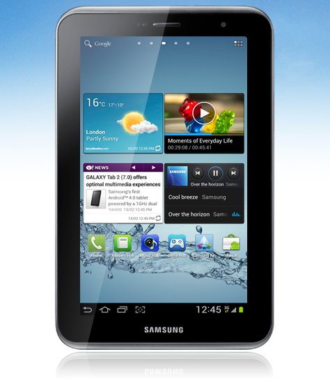 Galaxy Tablet 2 - 7 Inch